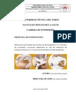 Protocoolo Pie Diabetico