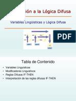 03 Introduccion Logica Difusa Variables Linguisticas y Logica Difusa