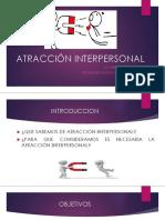 Atracción Interpersonal (1)
