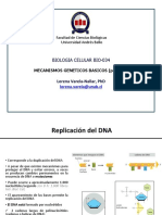 Mecanismos Genéticos Básicos II