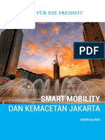 Smart Mobiliy dan Kemacetan di JKT (D.A)