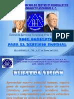 Doce Conceptos Para El Servicio Mundial 2010-2011