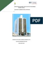 Proyecto n03 Edificio 10 Pisos