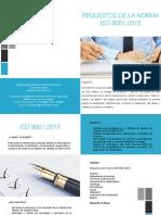 Requisitos ISO 9001