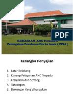 Kebijakan ANC Terpadu &  PPIA.ppt