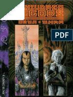 Fading Suns - Alien Races - Children of the Gods - Obun & Ukar