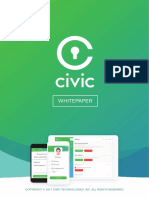 Civic Token Sale White Paper