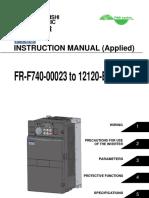 f 700 Users Manual