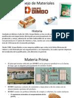 119513409 Manejo de Materiales Grupo BIMBO