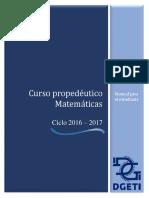 Manual de Matemáticas - Estudiante Corregido Sinaloa
