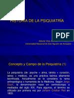 HISTORIA DE LA PSIQUIATR+ìA