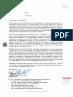 VPAE - Asignacion de presupuesto al CUA-UPRH