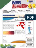 Inpower Weekly News Edisi 26 Tahun IV Terbit 27 Juni 2016