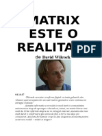 !!  MATRIX ESTE O REALITATE de David Wilcock.pdf