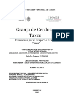 Inaes Cerdos TAXCO