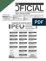 Jornal do municipio de Guarulhos. - Janeiro.