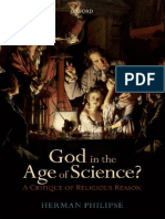 God in the Age of Science