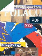 cartel contemporáneo