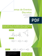 Sistemas de Eventos Discretos (SOLUTION)