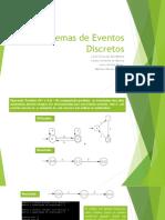 Sistemas de Eventos Discretos (SOLUTION)