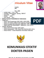 Komunikasi Efektif Dokter Pasien - Prof. Dr. dr. Bambang Supriyatno.ppt