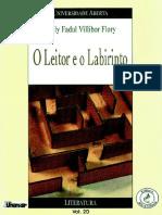 FLORY, Suely Fadul Villibor. O Leitor e o Labirinto.pdf