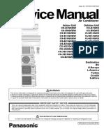 Panasonic E QKE Service Manual