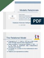 5 Relational Model
