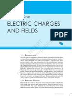 Class 12th Physics Part 1 Cbse Ncert Textbook