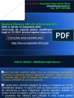 AL 108 Modificare Regim Deseuri
