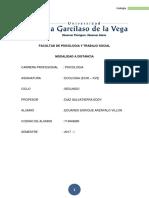 Trabajo Academico Ecologia - Arzapalo Villon Eduardo Enrique - 714048280