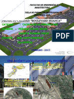 Diapositivas Proyecto Bouelvard Huanca