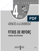 4 Anys Fitxes Reforc