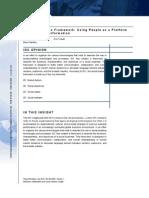 IDC Social Business Framework