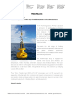 AXYS to Participate in First Stage of Wind Development in Port-La Nouvelle France
