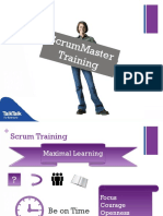 ScrumMaster Training 2017-02-23