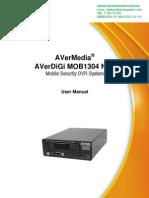 DVR movil AVERDIGI MOB1304NET