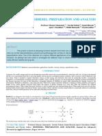 Iaetsd-jaras-biodiesel Preparation and Analysis