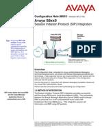 SIP Integration for MM CN 88010 July 2010 (2)