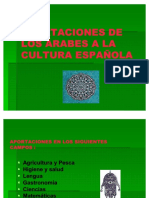 82673394 Aportaciones de Los Arabes a La Cultura Espanola