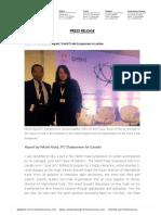 ITC Attendance Report World Trade Symposium in Londondoc