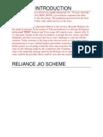 reliance JIO.docx