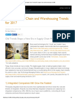 Top Supply Chain Trends 2017 _ Supply Chain and Warehousing _ Irms360