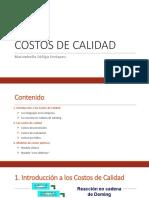 14. Costos de Calidad PDF