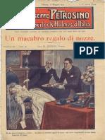Giuseppe Petrosino Il Sherlock Holmes d Italia No 60