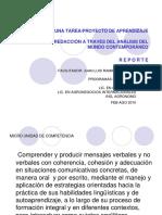 Presentacion Proyecto Aula Jlrv