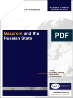 KRosner Gazprom and the Russian State 2006