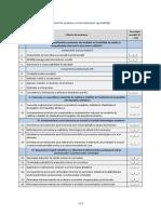 Evaluarea Curriculumului Specialitatii