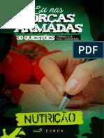 e Book Forcas Armadas Nutricao Editora Sanar