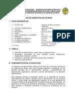 SILABO DE ADMINISTRACION DE MINAS.docx